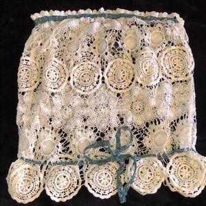 O'Neill Crochet Tube Top